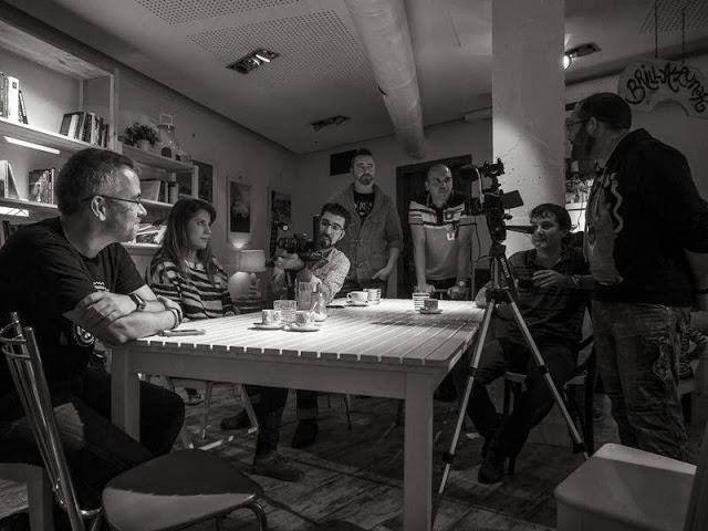 """Entrevista a Víctor Suárez Menéndez en """"el diván de Kike Rogado"""""""