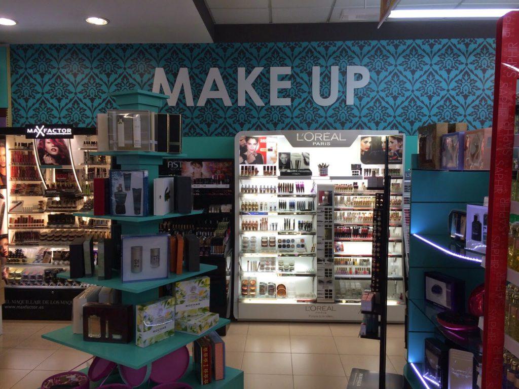 Perfumería Elite. La Corredoria, Asturias. Punto de venta Eva Rogado