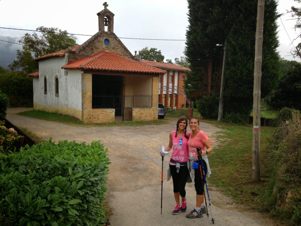 Ruta Gijón a Covadonga a pie