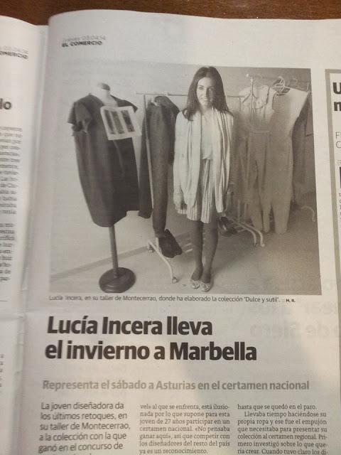 Entrevista a Lucía Incera en el diván de Kike Rogado