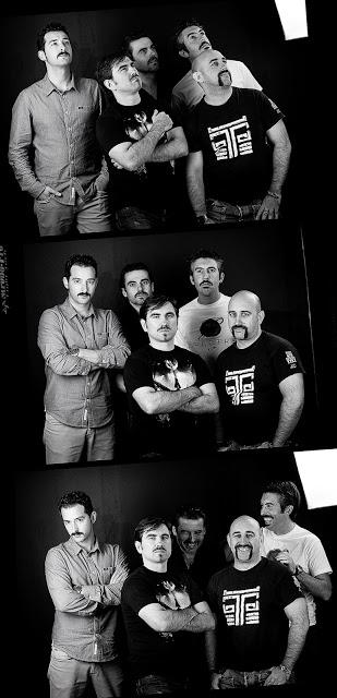 Movember 2015 by Red Kalinka, Envista Cultura Visual y Eva Rogado
