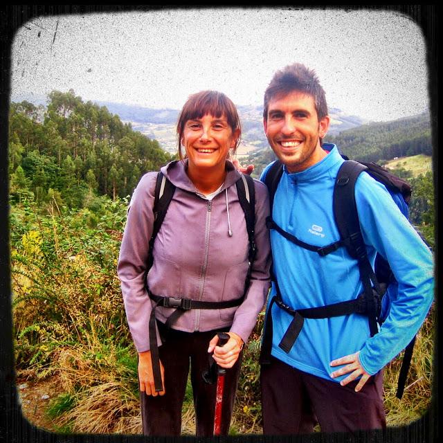 Eva Rogado. Blog. Subiendo El Alto la Cruz. Año 2009