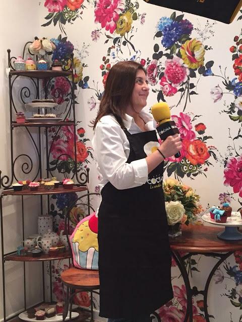 Ana La Guinda del Pastel en Canal Cocina