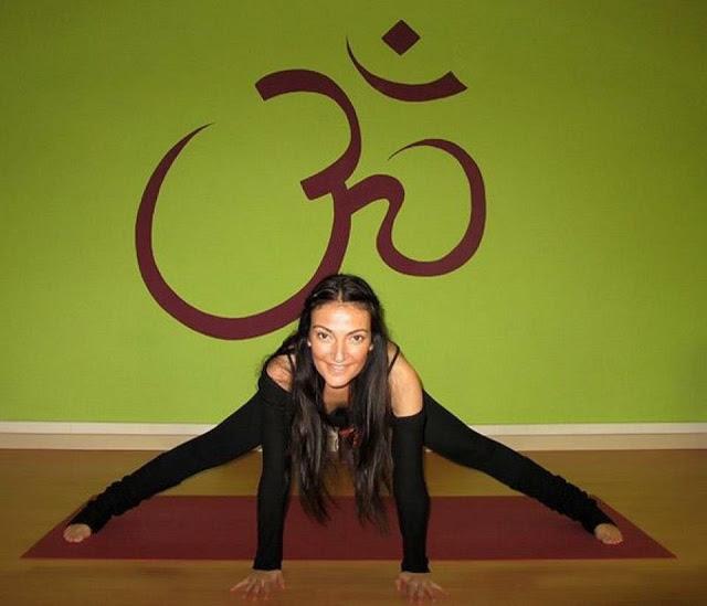 Arancha. Yoga Gijón