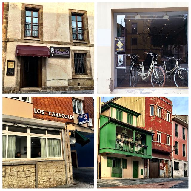 Cimadevilla: calles, bares y gentes