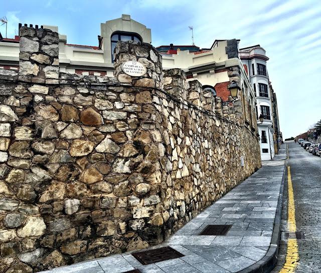 Cimadevilla: Subida al Cerro Santa Catalina