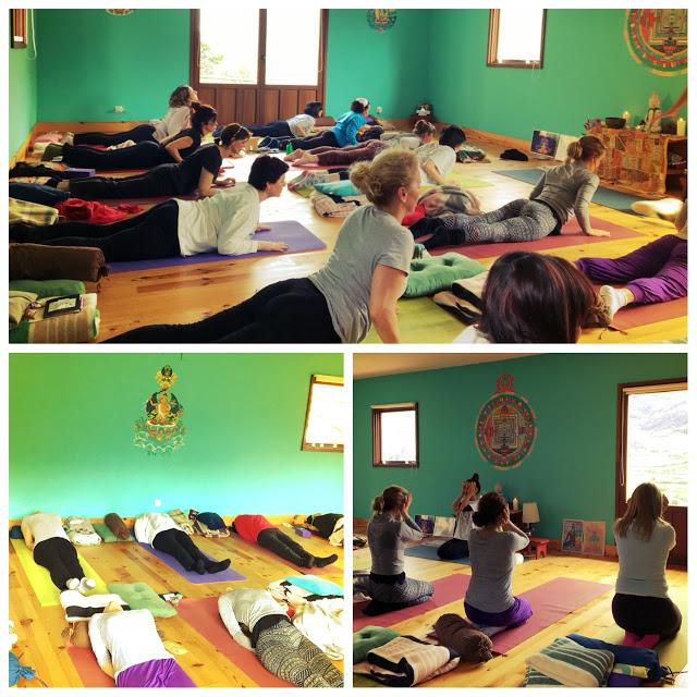 Yoga: Apertura del Chackra Corazón