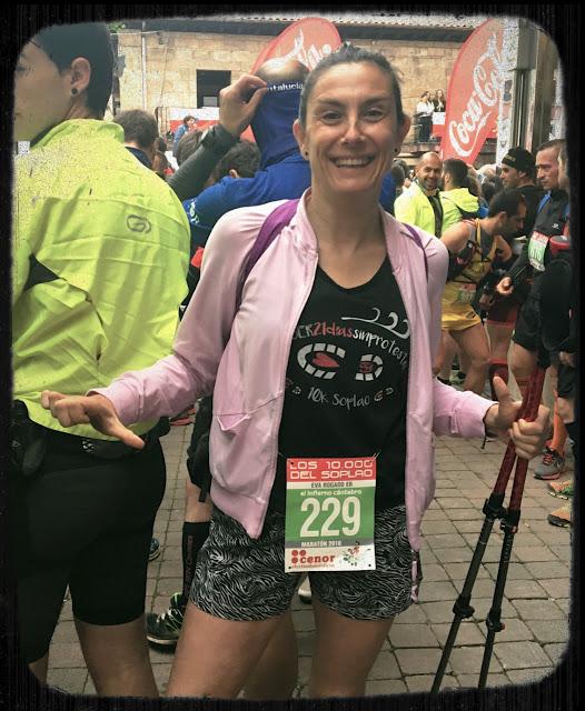 Eva Rogado: set para runners