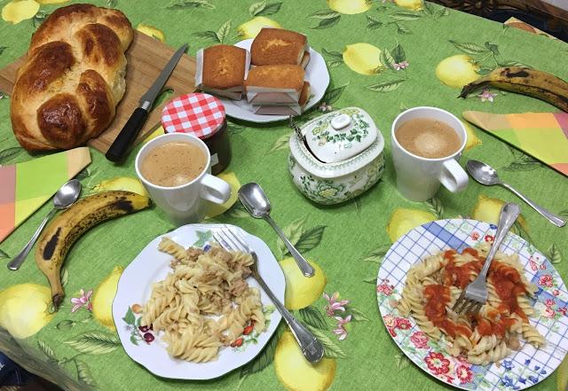 """Desayuno para """"Los 10000 del Soplao"""""""