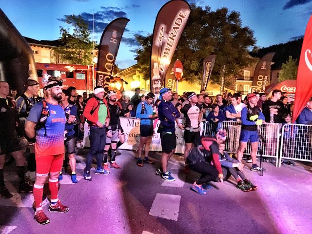 Salida Ultra Maratón
