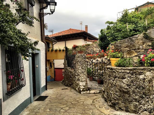 Barrio El Portiellu, Ribadesella