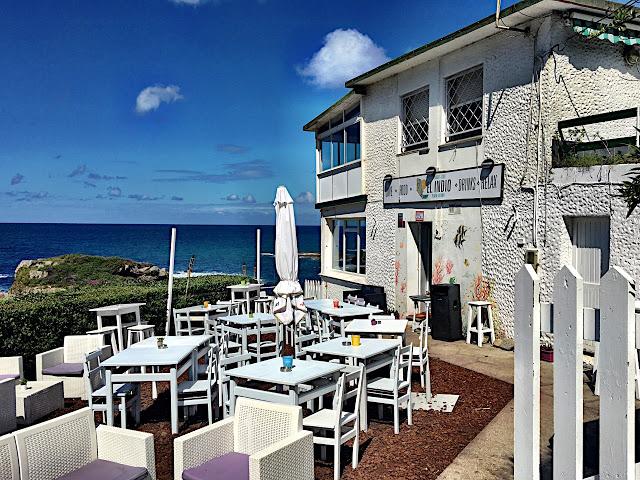 Restaurante-Terarza El Indio, Playa de Estaño