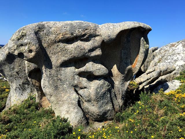 Rocas de San Vicente do Mar