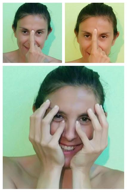 eliminar arrugas de la frente