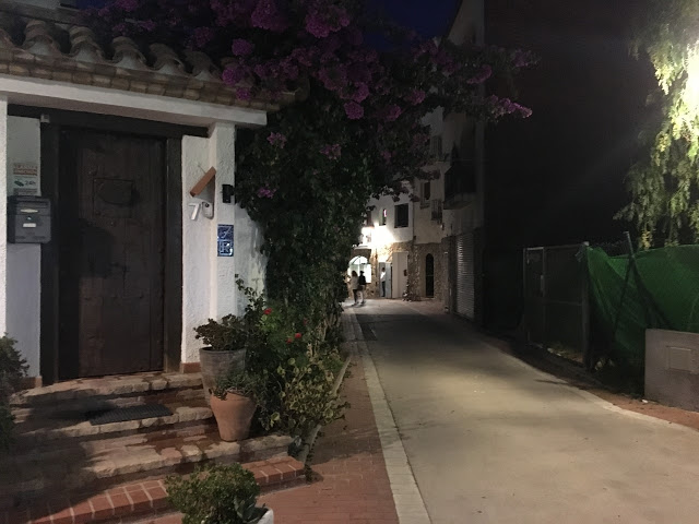 Calles de Empuriabrava