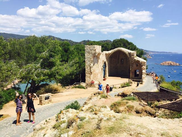 Castillo de Tossa de Mar