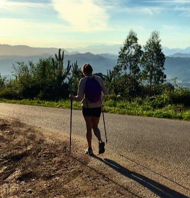 Camín a Cuadonga 2016