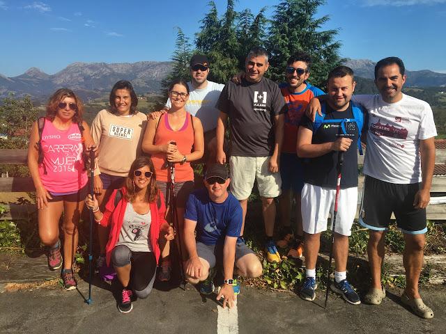 Etapa 2: Llames de Parres-Covadonga