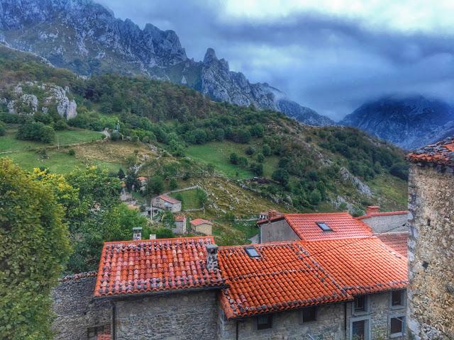 Sotres, pueblo de alta montaña