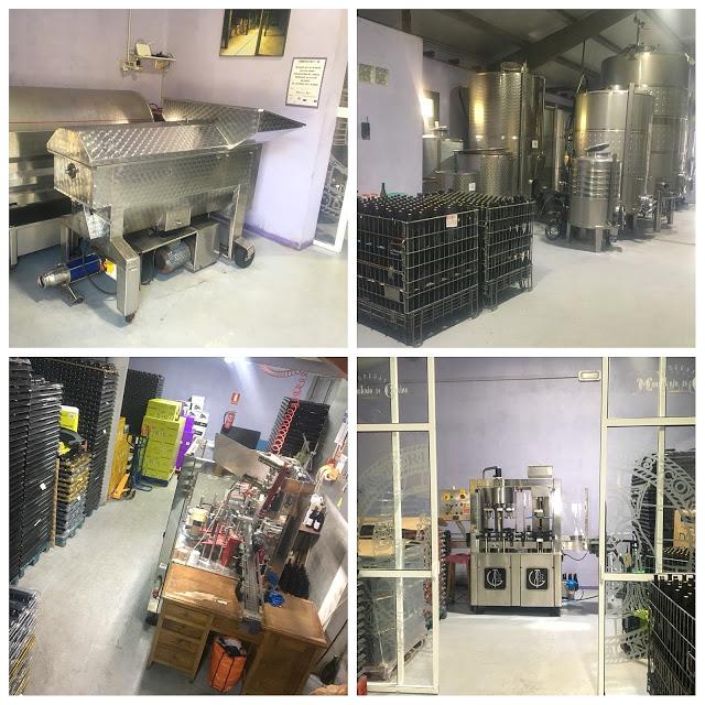 Proceso de elaboración del Vino de Cangas del Narcea