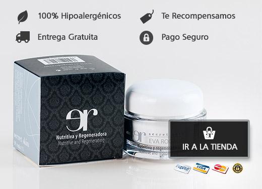 Tienda online L�nea Cosm�tiva Eva Rogado