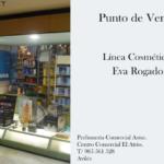 Perfumería Comercial Astur (El Atrio) · Avilés · Eva Rogado