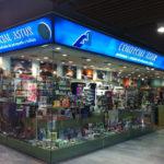 Perfumería Comercial Astur. Centro Comercial Los Fresnos, Gijón. Punto de venta Eva Rogado