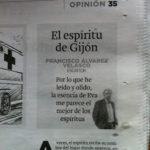 ER, el espíritu de Gijón