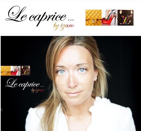 """Entrevista a  """"Le caprice by Izaro"""""""