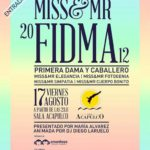MISS y MR FIDMA 2012