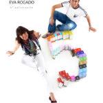 Eva Rogado, sesión de fotos con Miguel Prado