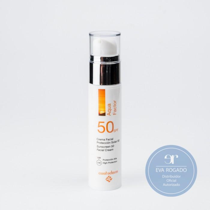 factor de protección facial 50