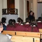 """Eva Rogado en el Colegio """"Las Dominicas"""" de Oviedo"""