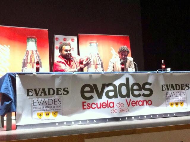 Carlos Jean en Evades 2013