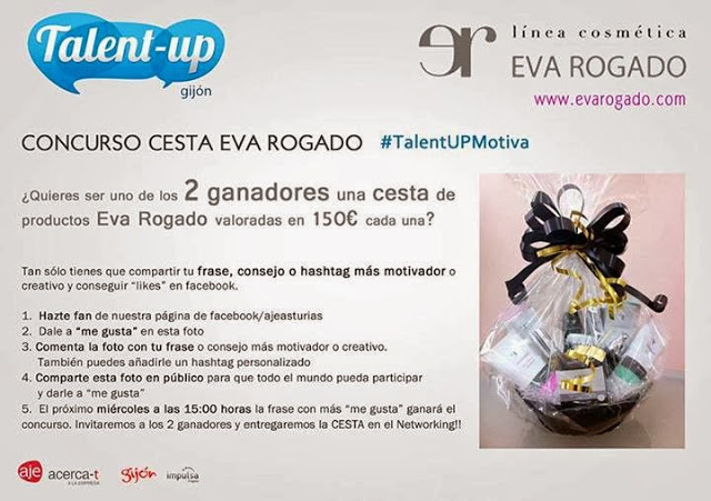 Concurso Aje Asturias #TalentUPMotiva