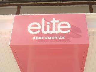 Perfumería Elite. Gijón. Punto de venta Eva Rogado
