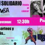 Zumbathon Solidario en colaboración con la Fundación Sandra Ibarra