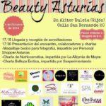 Eva Rogado en el II Encuentro Blogger Beauty Asturias