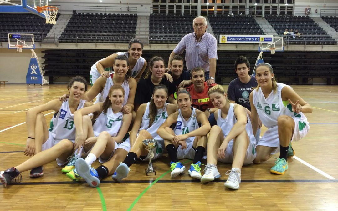 """Entrevista a Sara Fernández """"Piki"""" e Inés Orselli, jugadoras del CAU Universidad de Oviedo en """"el diván de Kike Rogado"""""""