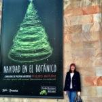 Navidad en el Jardín Botánico de Gijón por Eva Rogado