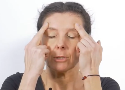 reducir arrugas frente