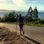 Ruta a pie Gijón-Covadonga: Año 10