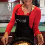 Receta Libanesa: Huevos Braseados con Cordero, Tahin y Sumac