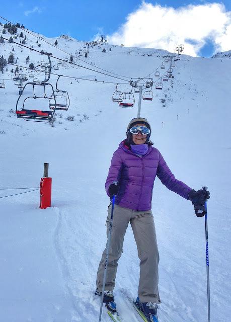 Escapada de fin de semana de esquí: Candanchú – Astún