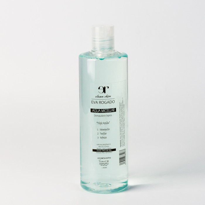 Agua Micelar para piel sensible
