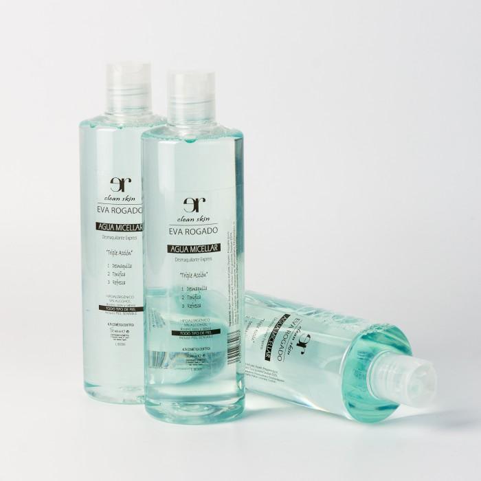 Agua Micelar Clean Skin