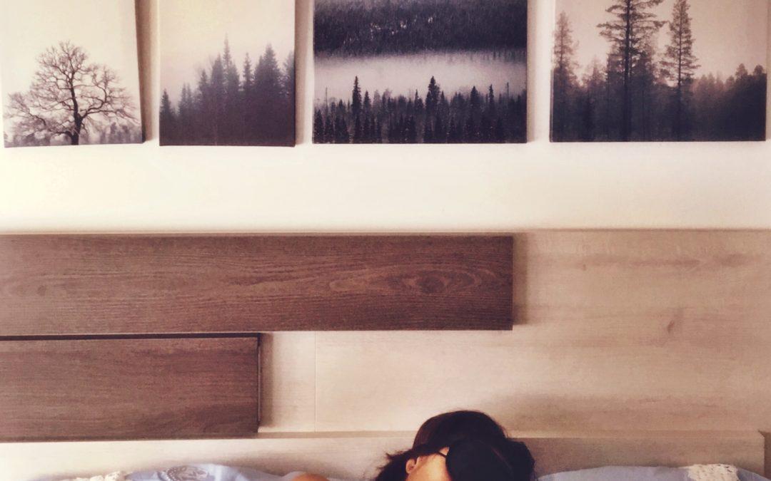 Cuidados de la piel antes de dormir: 4 sencillos y efectivos pasos.