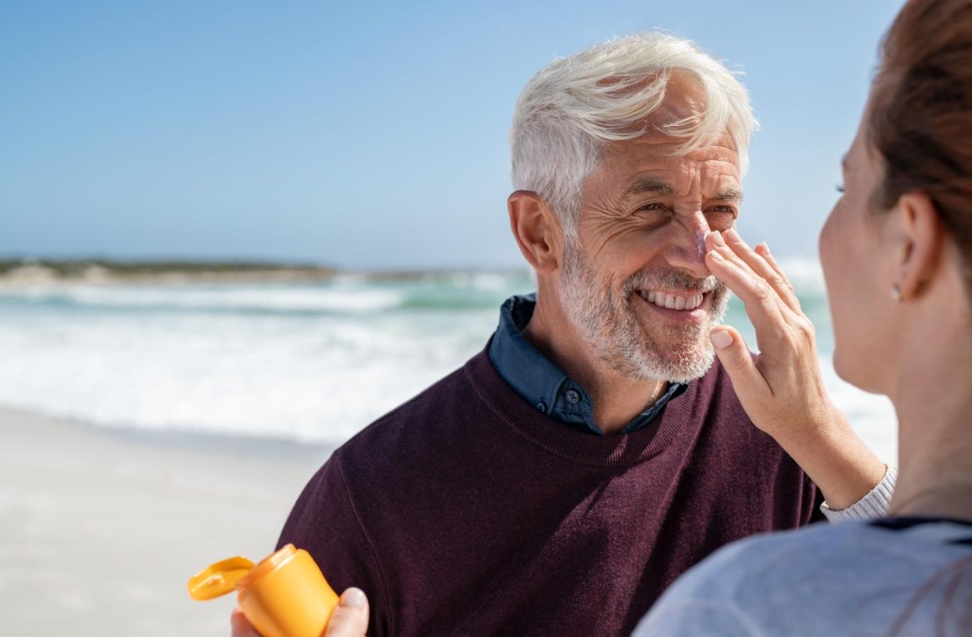 dermatitis seborreica nariz solución
