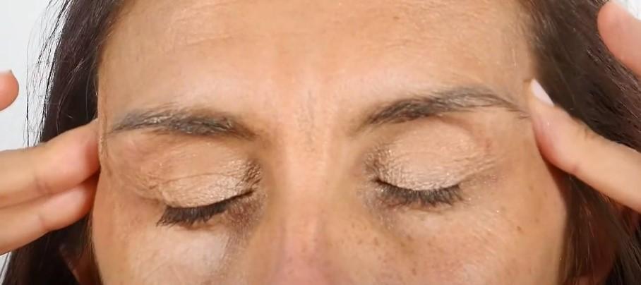 masaje facial drenante