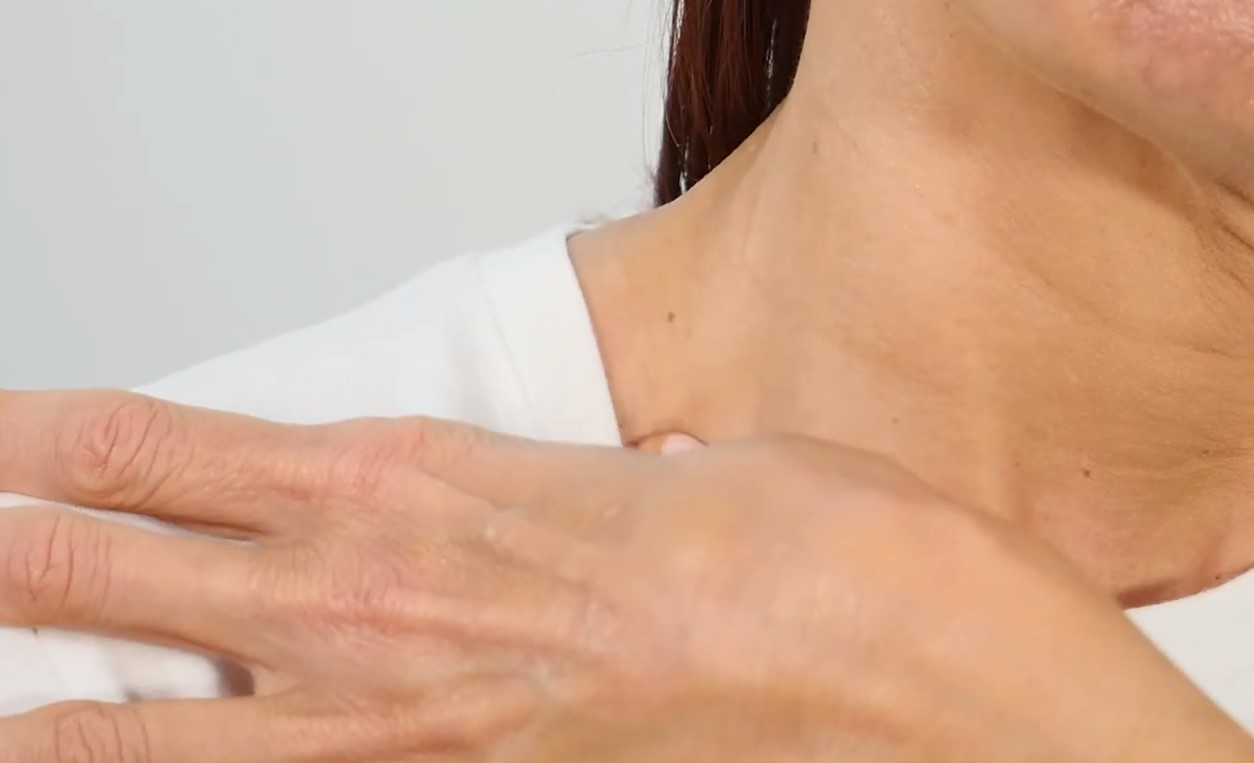 masaje linfatico facial